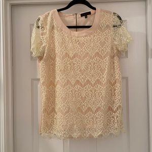 Light weight lace shirt